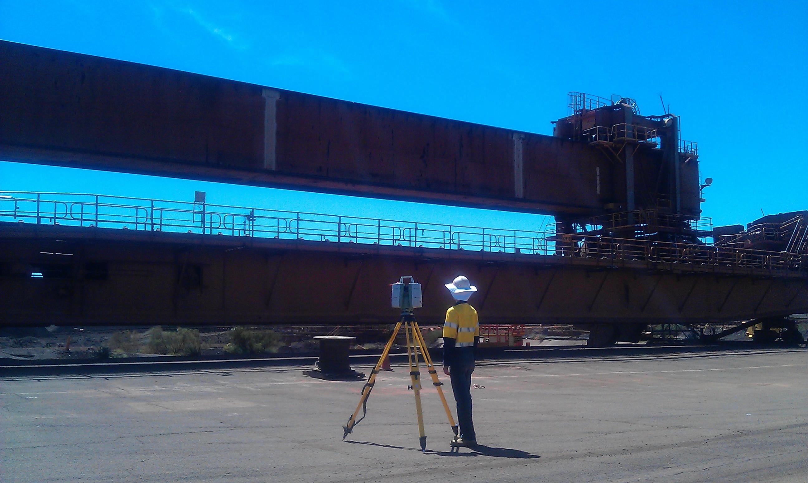 3d Laser Scanning Rm Surveys