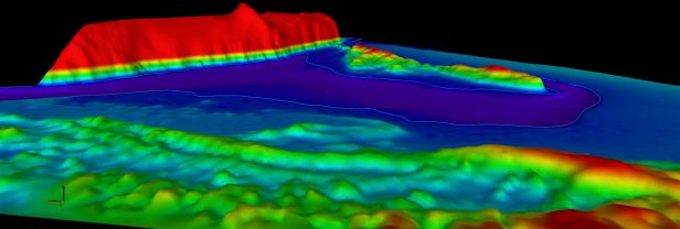 Donnelly River Bathymetric Survey 1